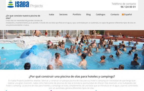 ISABA PROJECTS, EQUIPAMIENTO HOTELERO