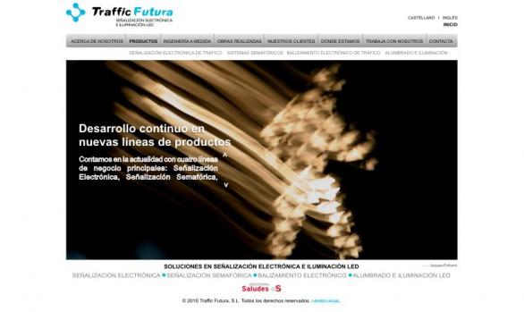 TRAFFIC FUTURA. SECTOR EQUIPAMIENTO Y SEÑALIZACIÓN